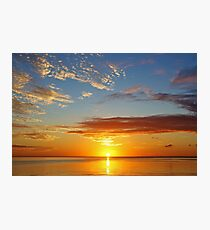 Summer sunrise I Photographic Print