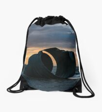 Marys Shell Cleveleys Drawstring Bag