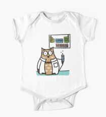 Science! - Owl & Cat Kids Clothes