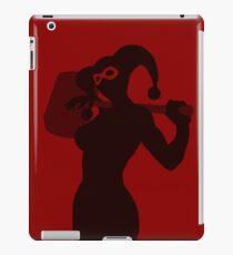 Harley - Silhouette iPad-Hülle & Klebefolie