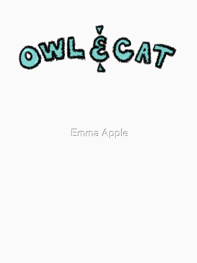 Owl & Cat - Picture Book Series by emmaapple
