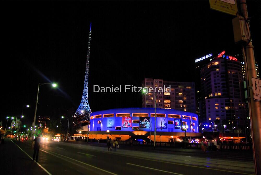 Melbourne Arts Centre by Daniel Fitzgerald
