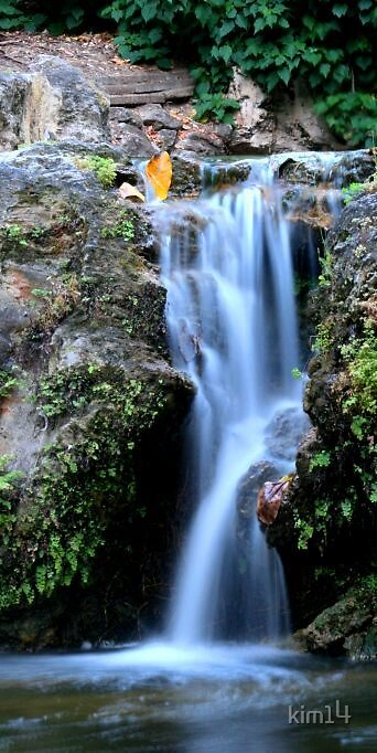 Waterfall by kim14