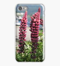 Pink Lupin iPhone Case/Skin