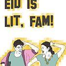 FRESH Eid Card 8 by Banarn