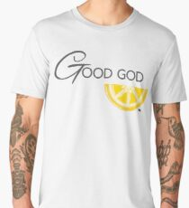 Good God Lemon Men's Premium T-Shirt