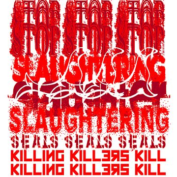 Killing Killers Kill....Seals by montdragon