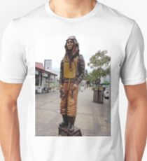 """The Airman"" sculpture, Moruya,NSW,Australia 2011 T-Shirt"