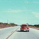Retro Road by thetea