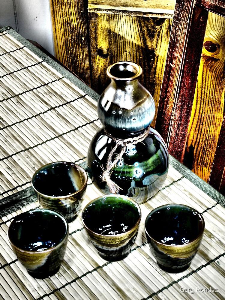 Sake? by Gary Rondez