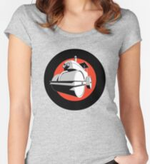 Steamroller Women's Fitted Scoop T-Shirt