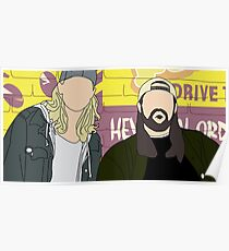 Jay and Silent Bob Poster