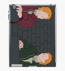 The Weasley Twins iPad Case/Skin