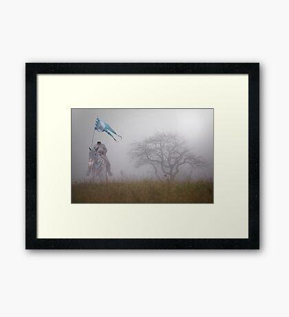 Mists of Avalon Framed Print