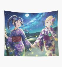 Love Live! Sunshine!! - Under the Moonlight Wall Tapestry