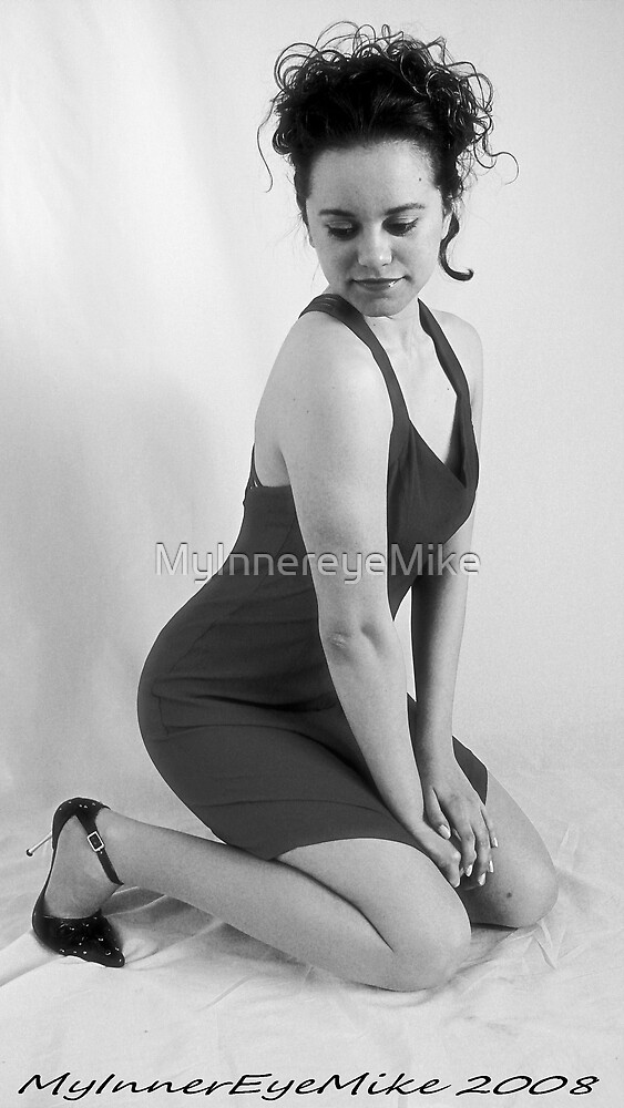 #273    Jackie In Infrared by MyInnereyeMike