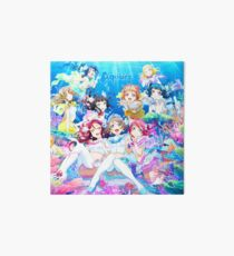 Love Live! Sunshine!! - Koi ni Naritai AQUARIUM Art Board