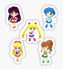 Inner Drops Senshi Sticker Sheet Sticker
