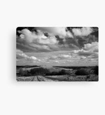 Fulletby Landscape #10 Canvas Print