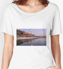 Merewether Baths NSW Australia Relaxed Fit T-Shirt