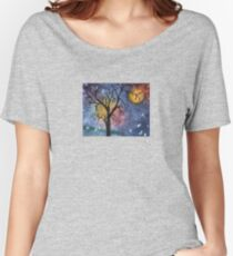 The Harvest Moon Women's Relaxed Fit T-Shirt