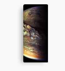 Surfing Jupiter Canvas Print
