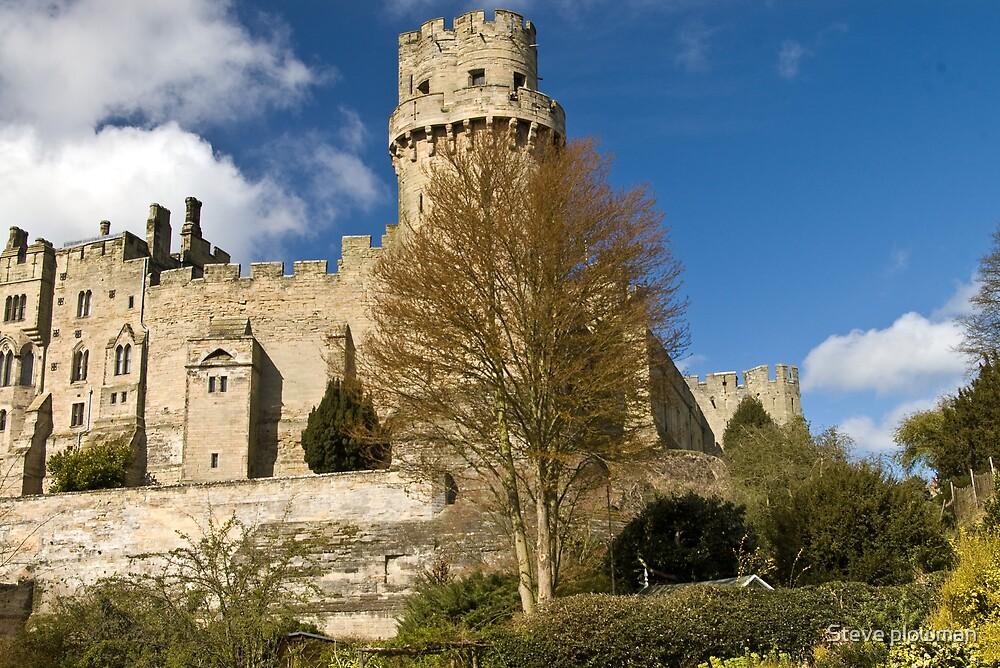 Warwick Castle by Steve plowman