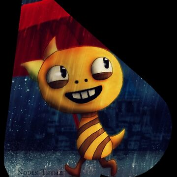 Monster kid by Nigrecent