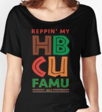 FAMU  Women's Relaxed Fit T-Shirt