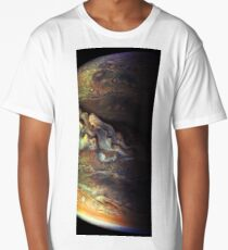 Surfing Jupiter Long T-Shirt