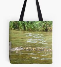 A Dozen Ducklings Tote Bag