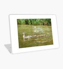 A Dozen Ducklings Laptop Skin