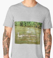 A Dozen Ducklings Men's Premium T-Shirt