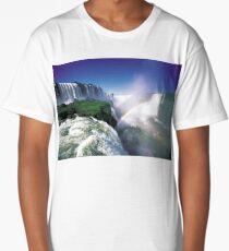 Iguacu Falls Long T-Shirt
