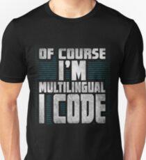 Computer engineer programmer shirt Unisex T-Shirt
