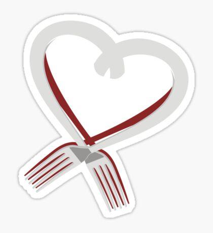 Forks Sticker