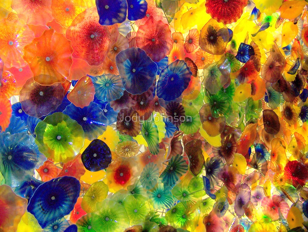 Glass and Light by Jody Johnson