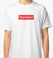 Camiseta clásica HYPEBEAST HD SUPREME BOX LOGO