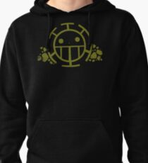 Heart Pirates Tee Pullover Hoodie