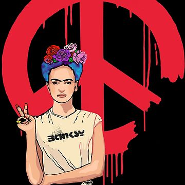 Frida Kahlo by AManDuhhh