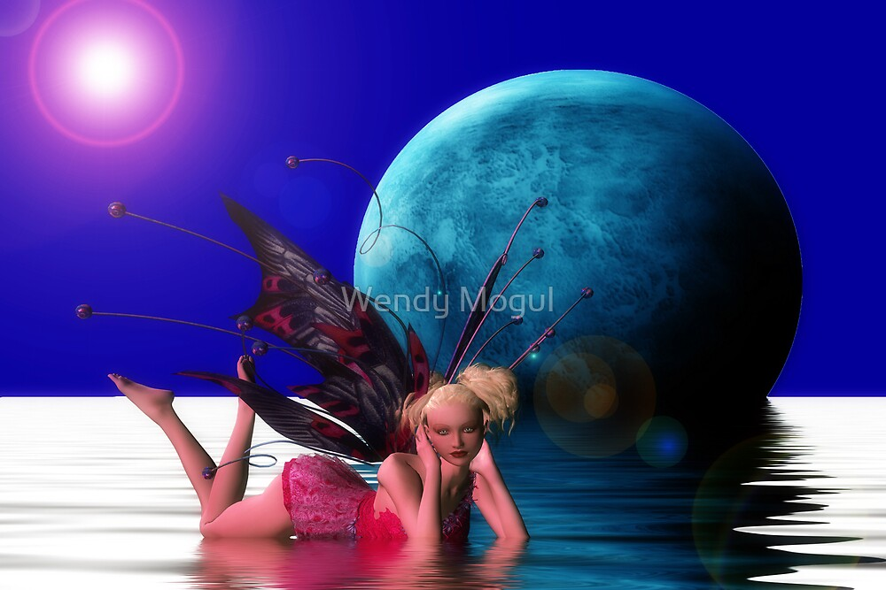 Fantasy World Series by Wendy Mogul