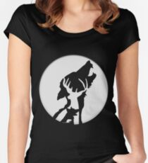 Moony,Wormtail,padfoot,&prongs Women's Fitted Scoop T-Shirt