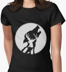 Moony,Wormtail,padfoot,&prongs Women's Fitted T-Shirt