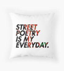 A Tribe Called Quest Throw Pillow