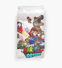Super Mario Odissey Duvet Cover