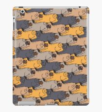 Pugs Tessellations iPad Case/Skin