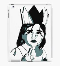 Princess by Susanne Schwarz iPad Case/Skin