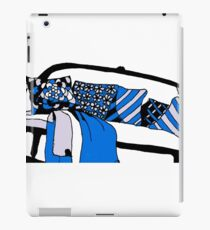 Sofa by Susanne Schwarz iPad Case/Skin