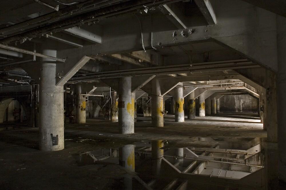 industrial basement by rob dobi