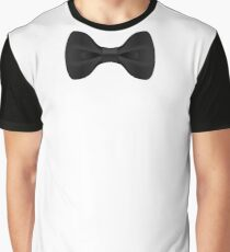 Black Tie T-Shirt Graphic T-Shirt